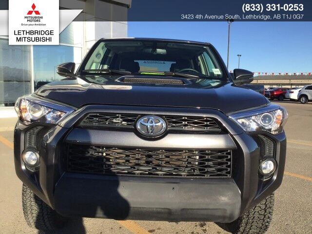 2019 Toyota 4Runner Lethbridge AB