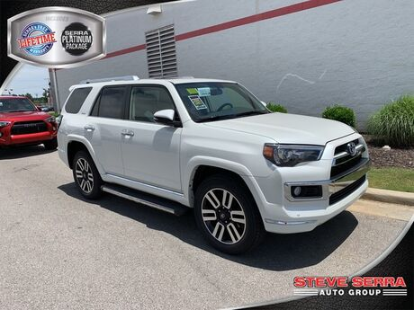 2019 Toyota 4Runner 4X4 LIMITED V6 Decatur AL