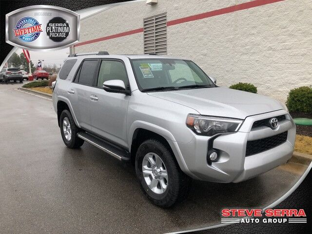 2019 Toyota 4Runner 4X4 PREMIUM V6 Decatur AL