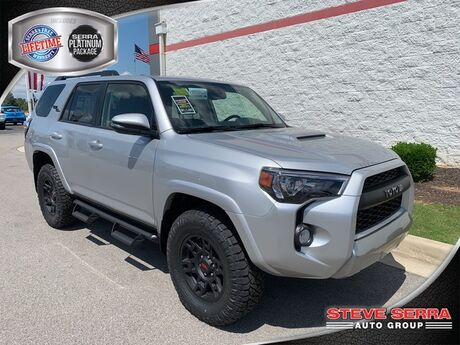 2019 Toyota 4Runner 4X4 TRD OFF PREM Decatur AL