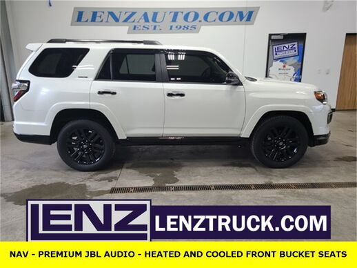 2019_Toyota_4Runner_4x4 Limited Nightshade_ Fond du Lac WI