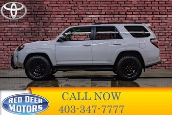 2019_Toyota_4Runner_4x4 SR5 TRD Offroad Leather Roof Nav_ Red Deer AB