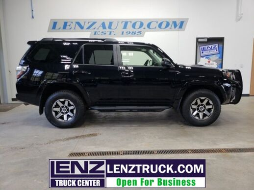2019_Toyota_4Runner_4x4 TRD OFF ROAD_ Fond du Lac WI