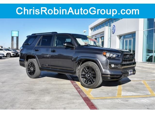 2019 Toyota 4Runner LIMITED 2WD Midland TX