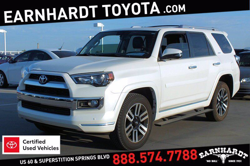 2019 Toyota 4Runner Limited 4WD *1-OWNER!*