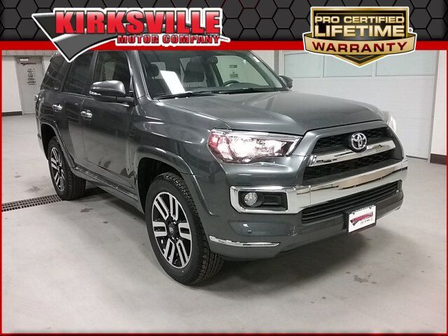 2019 Toyota 4Runner Limited 4WD Kirksville MO