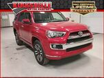2019 Toyota 4Runner Limited 4WD