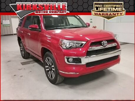 2019_Toyota_4Runner_Limited 4WD_ Kirksville MO