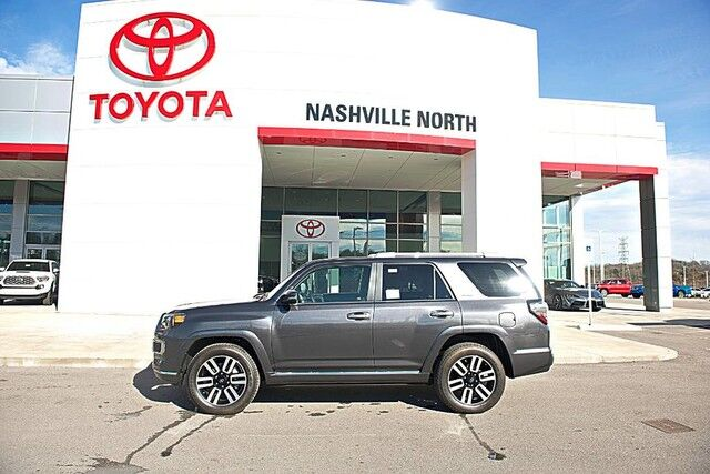 2019 Toyota 4Runner Limited 4WD Nashville TN