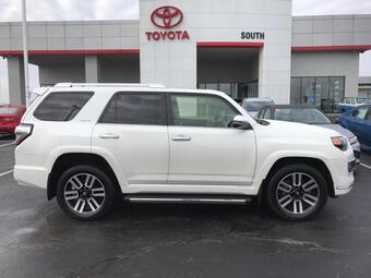 2019_Toyota_4Runner_Limited 4WD_ Richmond KY