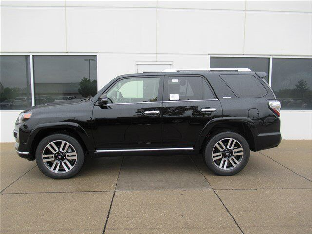 2019 Toyota 4Runner Limited AWD Moline IL