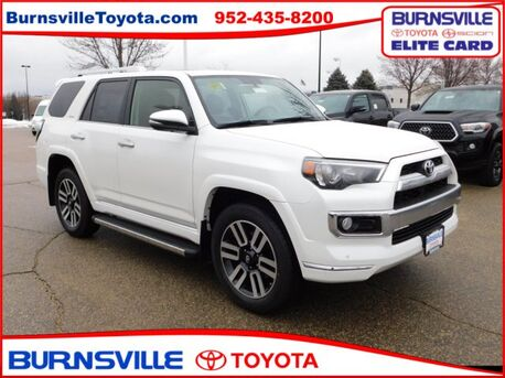 2019_Toyota_4Runner_Limited_ Burnsville MN
