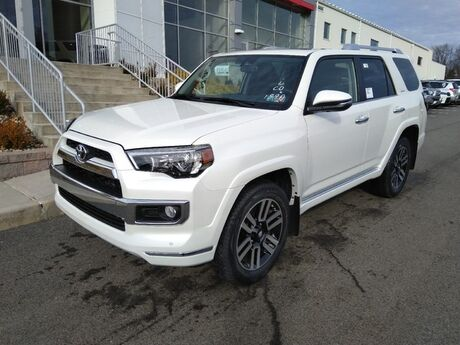 2019 Toyota 4Runner Limited Canonsburg PA
