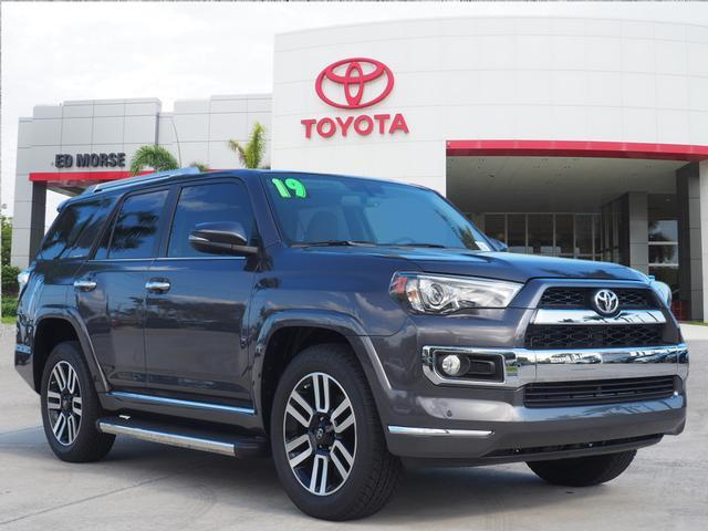 2019 Toyota 4Runner Limited Delray Beach FL