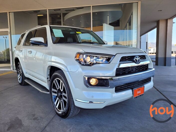 2019 Toyota 4Runner Limited El Paso TX