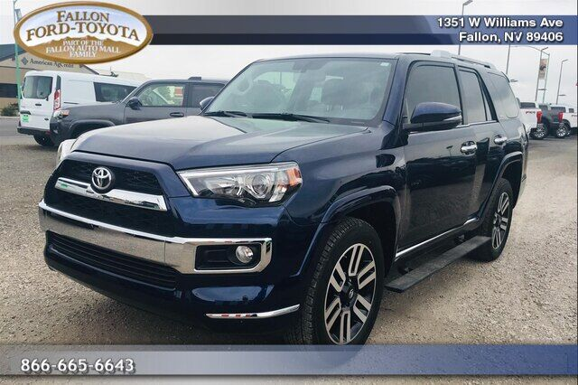 2019 Toyota 4Runner Limited Fallon NV