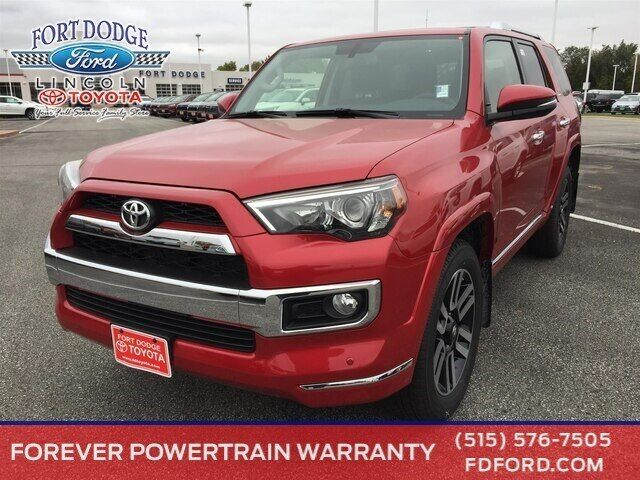 2019 Toyota 4Runner Limited Fort Dodge IA