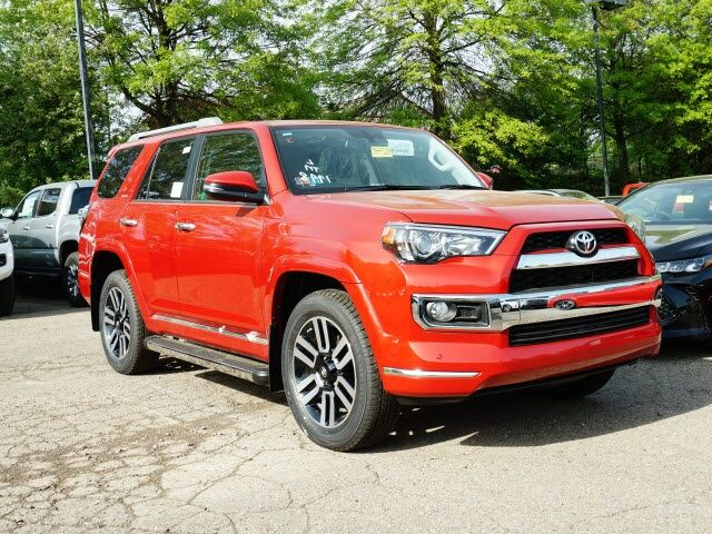 2019 Toyota 4Runner Limited Cranberry Twp PA