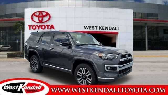 2019_Toyota_4Runner_Limited_ Miami FL