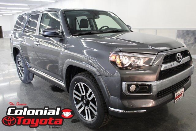2019 Toyota 4Runner Limited Milford CT