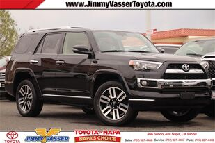2019_Toyota_4Runner_Limited_ Napa CA