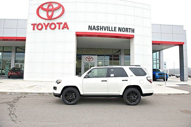 2019 Toyota 4Runner Limited Nightshade 4WD Nashville TN