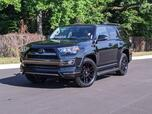 2019 Toyota 4Runner Limited Nightshade 4WD
