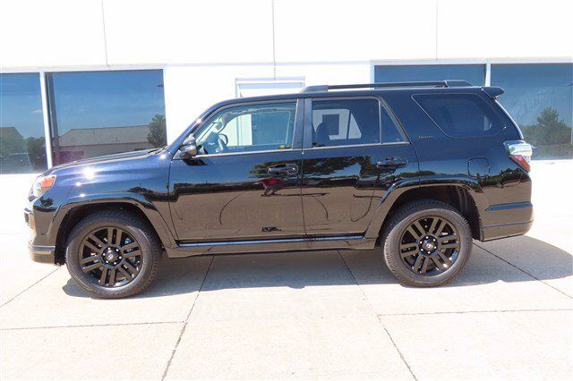 2019 Toyota 4Runner Limited Nightshade 4X4 Moline IL