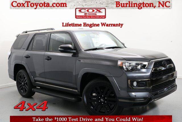 2019 Toyota 4Runner Limited Nightshade Burlington NC