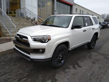 2019 Toyota 4Runner Limited Nightshade Canonsburg PA