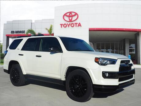 2019 Toyota 4Runner Limited Nightshade Delray Beach FL