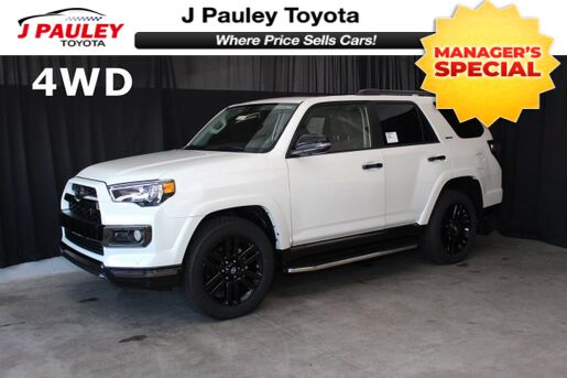2019_Toyota_4Runner_Limited Nightshade_ Fort Smith AR