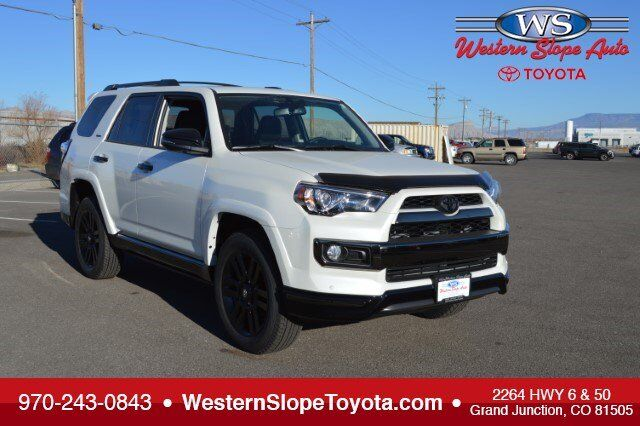 2019 Toyota 4Runner Limited Nightshade Grand Junction CO