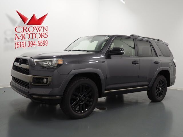 2019 Toyota 4Runner Limited Nightshade Holland MI