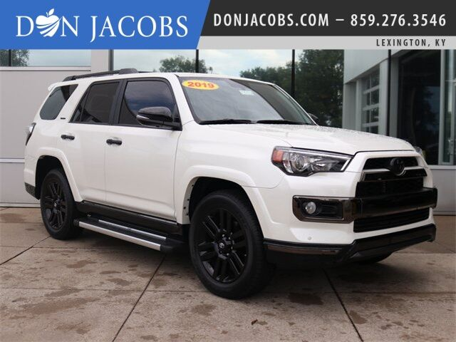 2019 Toyota 4Runner Limited Nightshade Lexington KY