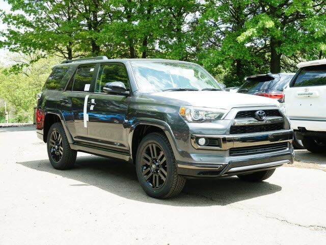 2019 Toyota 4Runner Limited Nightshade Cranberry Twp PA