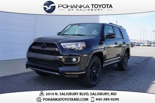 2019_Toyota_4Runner_Limited Nightshade_ Salisbury MD