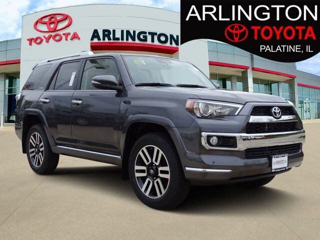 2019 Toyota 4Runner Limited Palatine IL