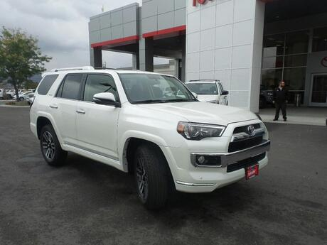 2019 Toyota 4Runner Limited Pocatello ID