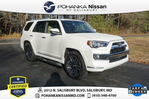 2019_Toyota_4Runner_Limited Pohanka Certified_ Salisbury MD