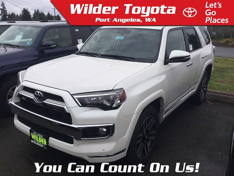 2019 Toyota 4Runner Limited Port Angeles WA