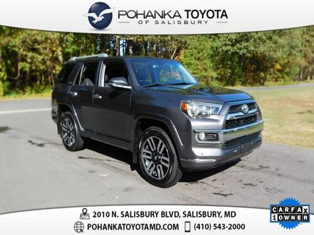 2019_Toyota_4Runner_Limited_ Salisbury MD