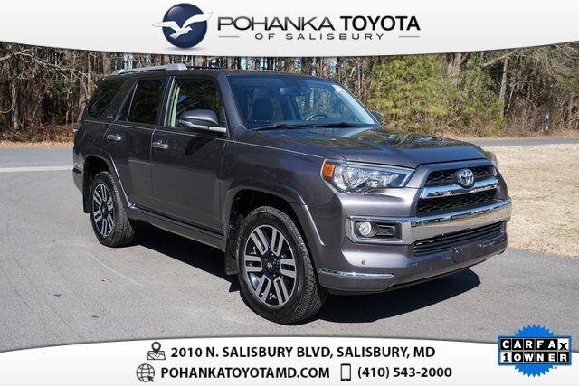 2019 Toyota 4Runner Limited Salisbury MD