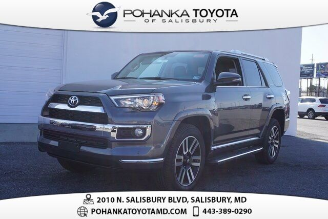 2019 Toyota 4Runner Limited Salisbury MD