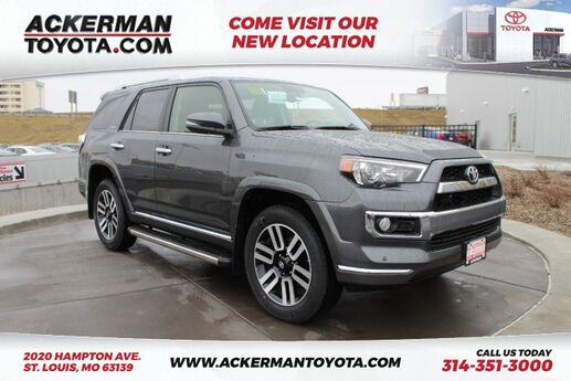 2019 Toyota 4Runner Limited St. Louis MO