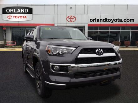 2019_Toyota_4Runner_Limited_ Tinley Park IL