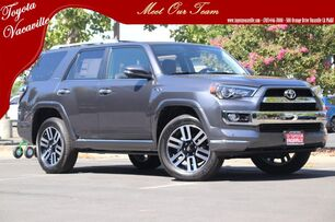 2019 Toyota 4Runner Limited Vacaville CA