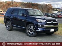 2019 Toyota 4Runner Limited White River Junction VT