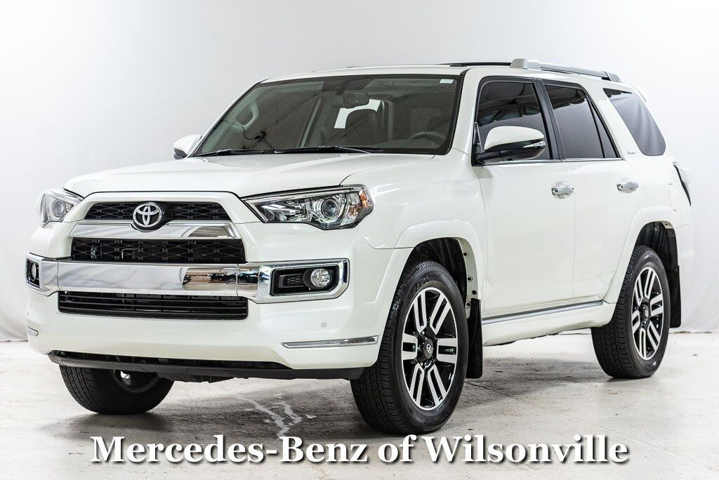 2019 Toyota 4Runner Limited Wilsonville OR