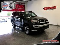 Toyota 4Runner Limited w/ 3rd Row 2019